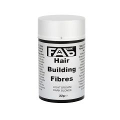 Hair Building Fibres (Light Brown / Dark Blonde)