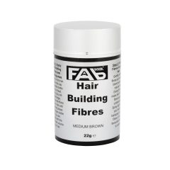Hair Building Fibres (Medium Brown)
