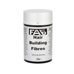 Hair Building Fibres (Medium Brown)