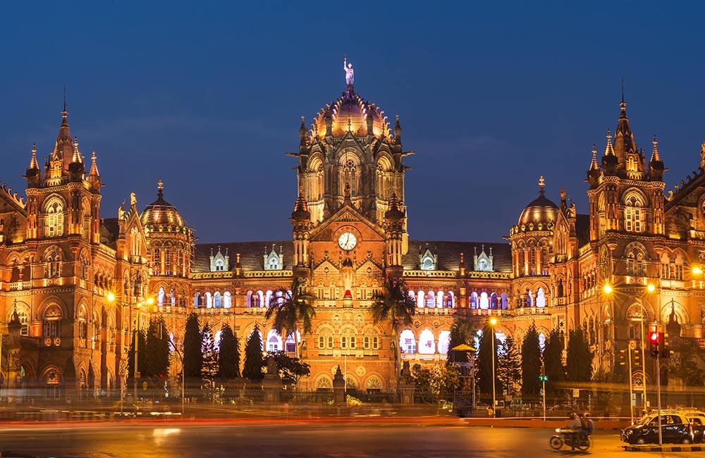 Chhatrapathi Shivaji Terminus (CST) | Mumbai