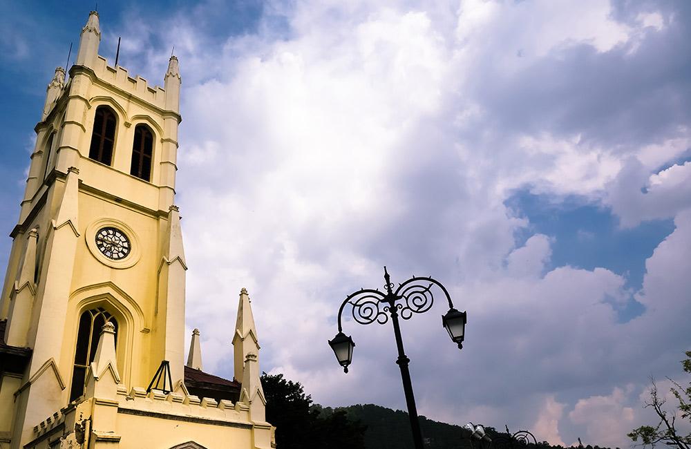 Christ Church,Shimla