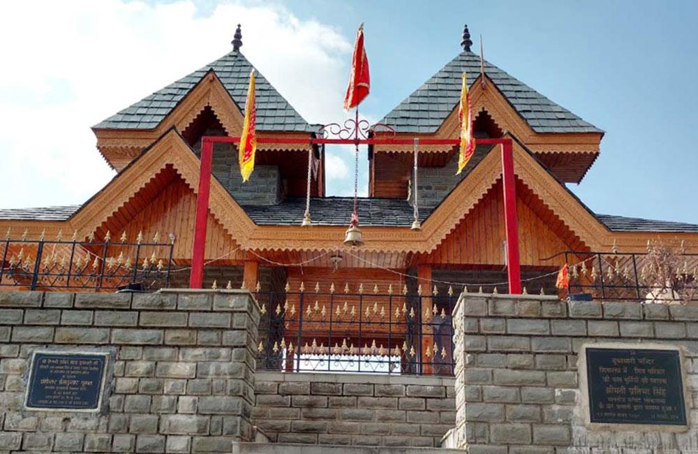Tara Devi Temple,Shimla