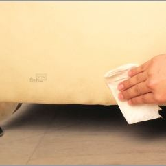 Sofa Dry Cleaning Cost Reupholster Sleeper How To Clean And Shine Your Faux Leather | Fab