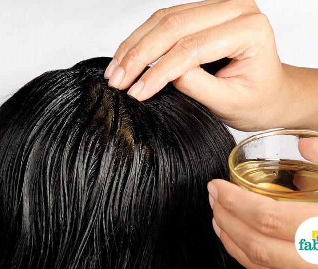 Incorporate This Oil Treatment Into Your Weekly Hair Care Regimen