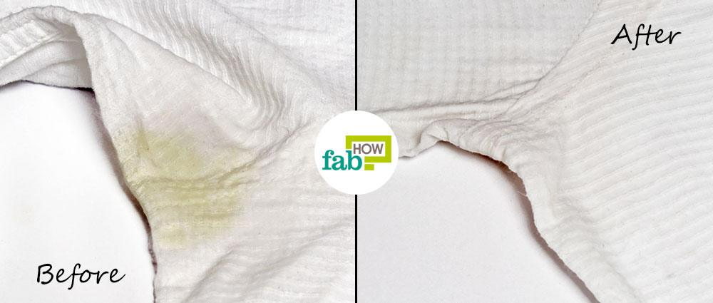 How to Remove Deodorant Stains from Clothes  Fab How
