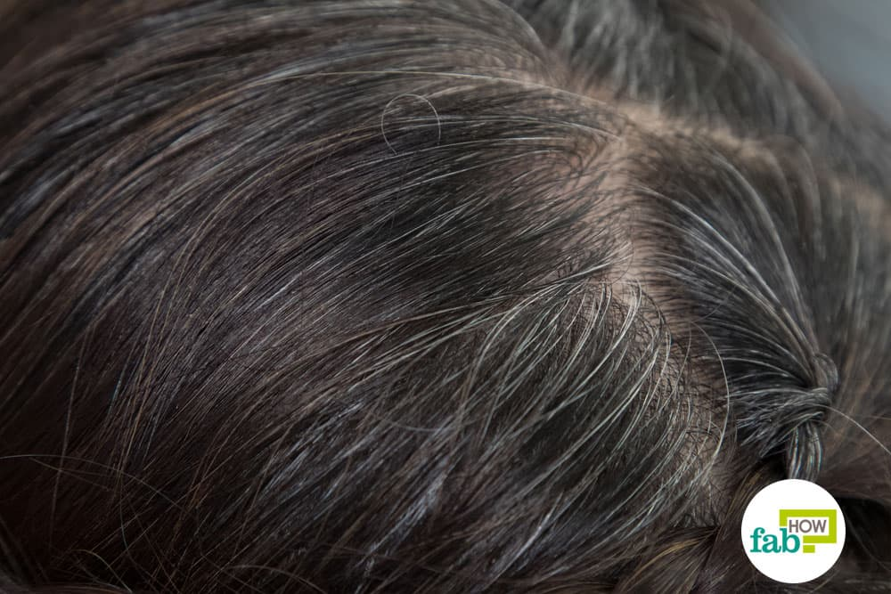 How To Get Rid Of Gray Hair Fab How
