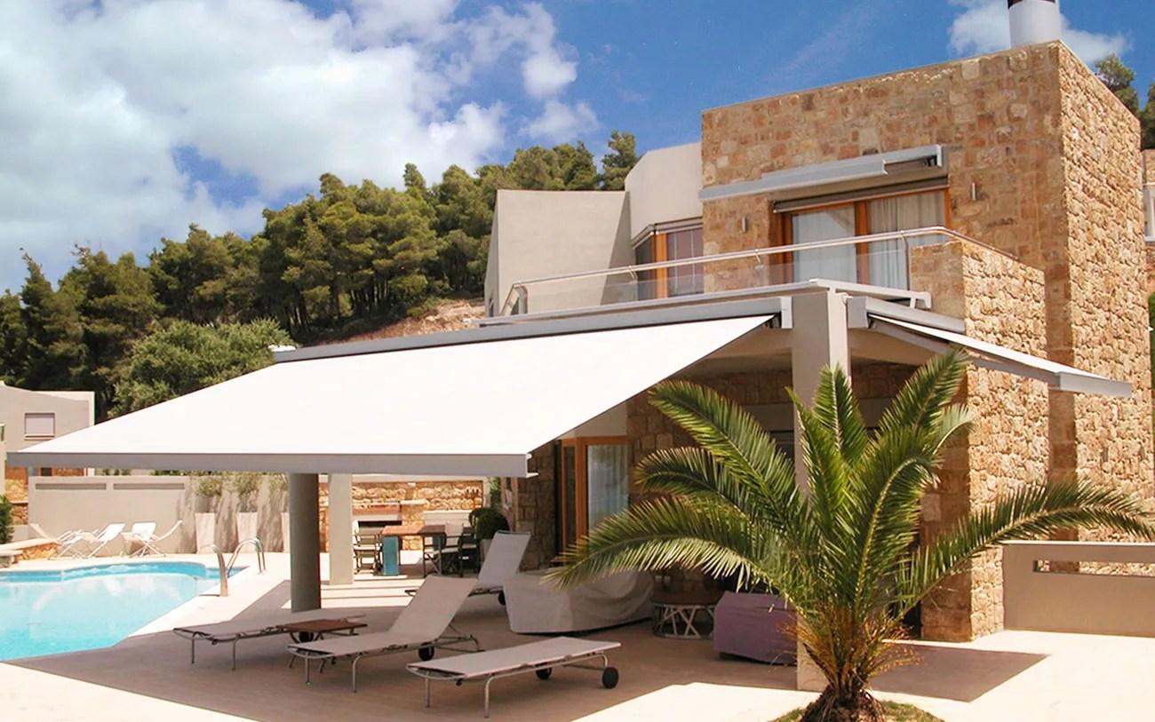 Le tende da sole sono anche un importante elemento di design. Fabiani Tende Indoor And Outdoor Curtains Made To Measure In Trieste