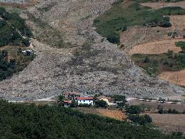 Frana di Montaguto
