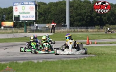 USA: WKA Race Event at NewCastle, Brownsburg, Indiana