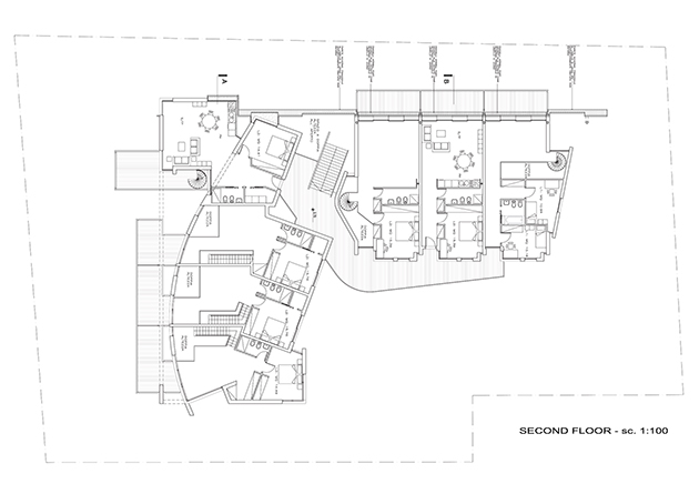SBdT Housing_1 « Fabio Barilari Architetti