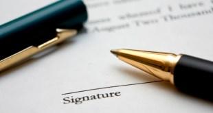 Firmare i messaggi