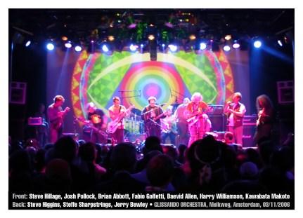 Glissando Orchestra, 2006