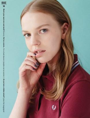 Models 1 Magazine