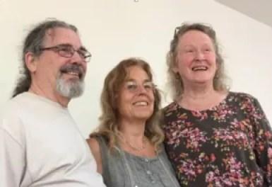 Ray Castellino Mary Jackson Tara Blasco Fabiola Cortes Psicóloga apoyo emocional