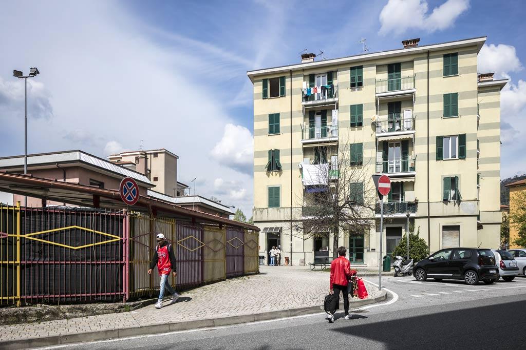 Quartiere Favaro_La Spezia_2019
