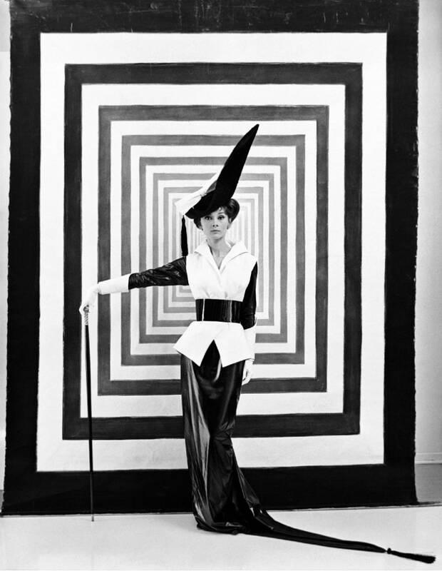 Audrey Hepburn in My fair Lady. 1965