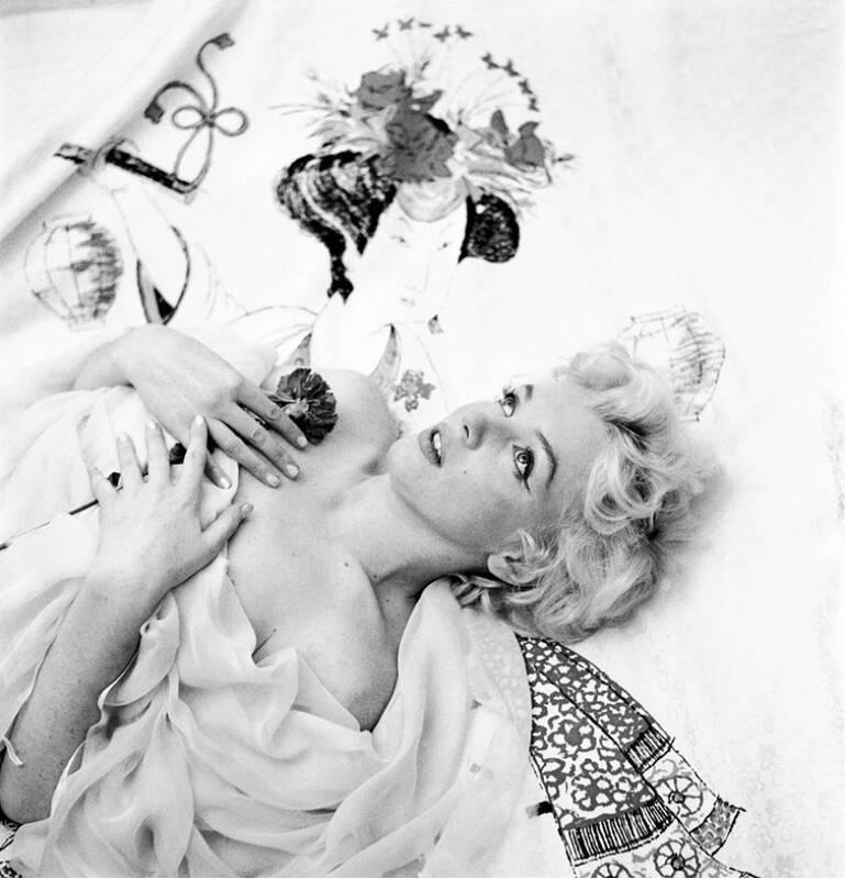 Marilyn Monroe. 1956