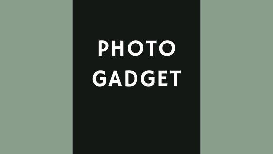 PHOTO GADGET