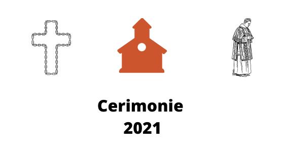 Cerimonie 2021