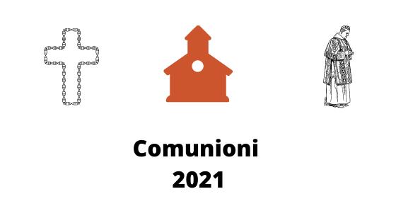 Comunioni 2021