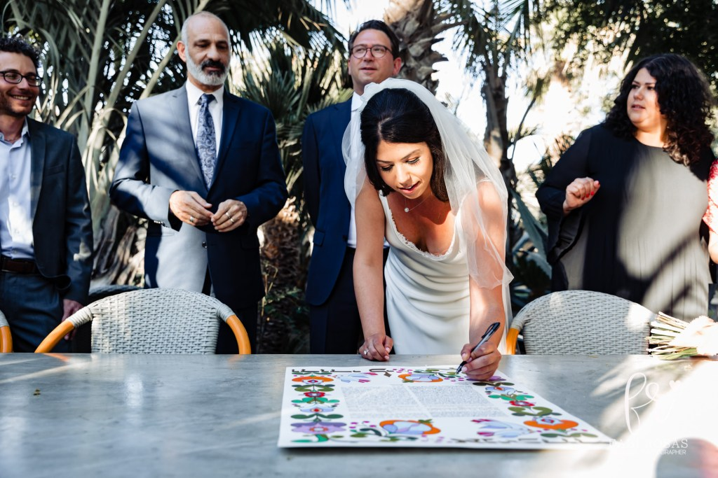 Destination Jewish cabo wedding