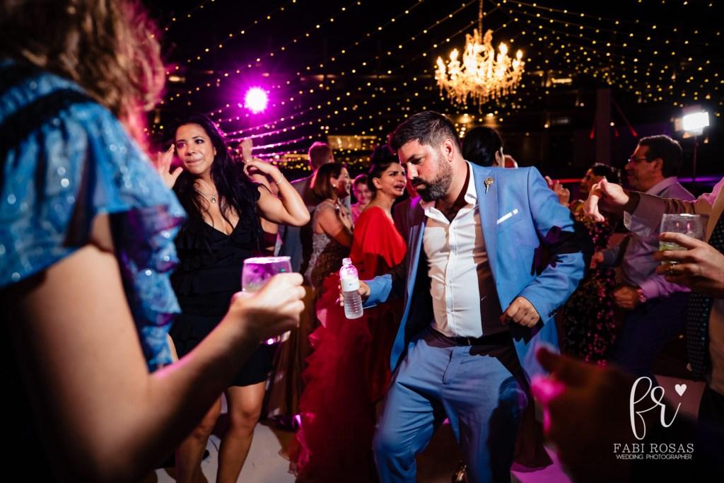 Cabo Wedding Party
