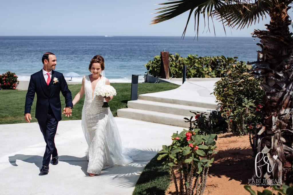 Bridal Session At Grand Velas Los Cabos