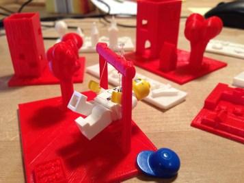 3. Klasse 3D Druck