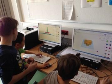 3D Modelliierung in Tinkercad
