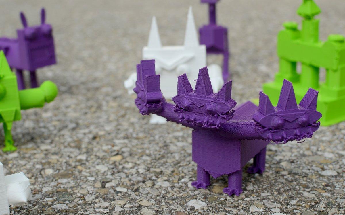 3d Monster - Zerberus
