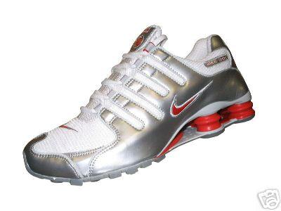 Le ultime Nike Shox che mi sono comprato