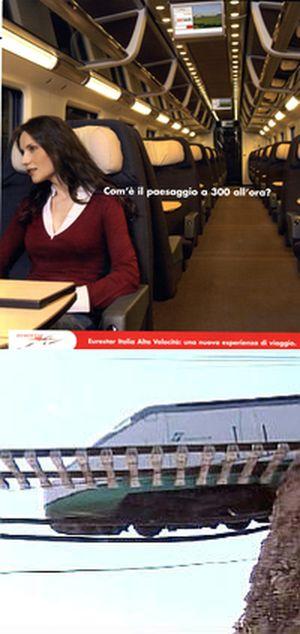 Sotto, l'Eurostar deragliato sulla Bari-Taranto l'annos corso