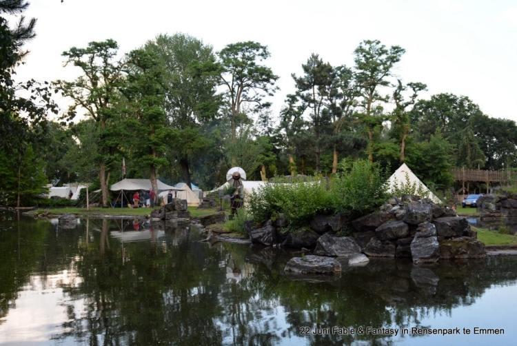 rensenpark-vijver