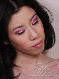 Fables in Fashion Lookbook #13 Glitter Candy