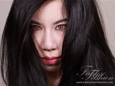 Fables in Fashion Lookbook #14 Vampire
