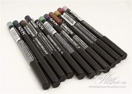 NYX Eye/Eyebrow Pencil