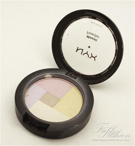 NYX Mosaic Powder - Highlighter