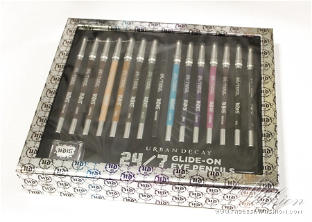 Urban Decay 15 Year Anniversary 24/7 Glide-On Eye Pencils Set