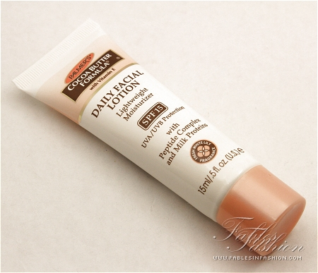 Palmer's Daily Facial Lotion SPF 15