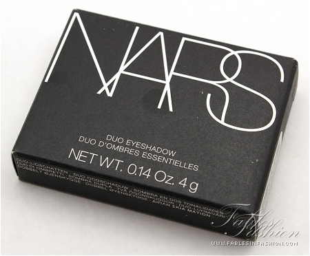 NARS Duo Eyeshadow - Sea, Sex and Sun