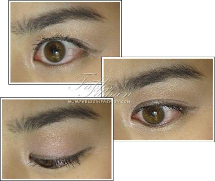 Lunasol Fall 2011 Three Dimensional Eyes - 03 Mysterious Beige