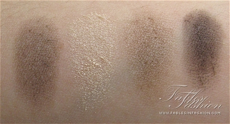 Chanel Les 4 Ombres Eyeshadow Quad - 33 Prelude