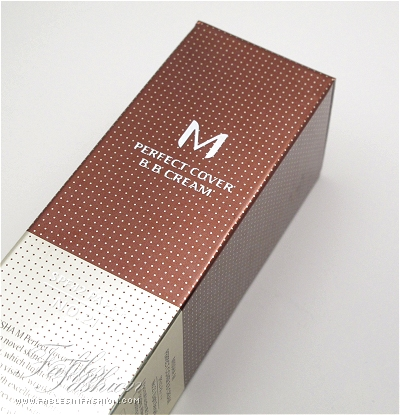 Missha Perfect Color B.B Cream SPF 42 PA+++ No. 21