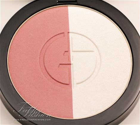 Giorgio Armani Face and Cheeks Duo Palette