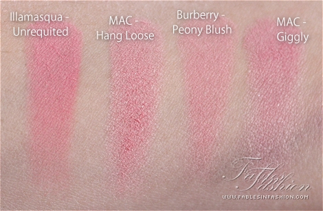 Burberry Natural Blush Light Glow – Peony Blush No.04