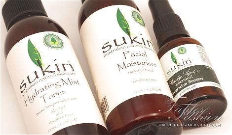 Sukin Skincare