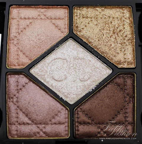 Dior Couture Colour Eyeshadow Palette - 764 Fairy Golds