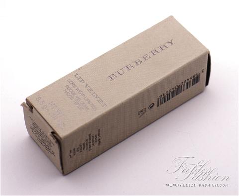 Burberry Lip Velvet – Honey Suckle No. 305