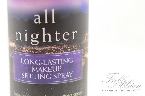 Urban Decay All Nighter Long Lasting Makeup Setting Spray