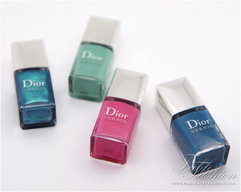 Dior Birds Of Paradise Nail Polish Review Swatches And Photos Fables In Fashion